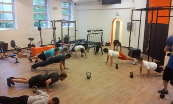 corso functional training verona