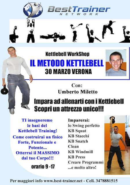corso kettlebells