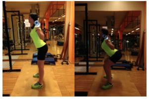 squat tecnica